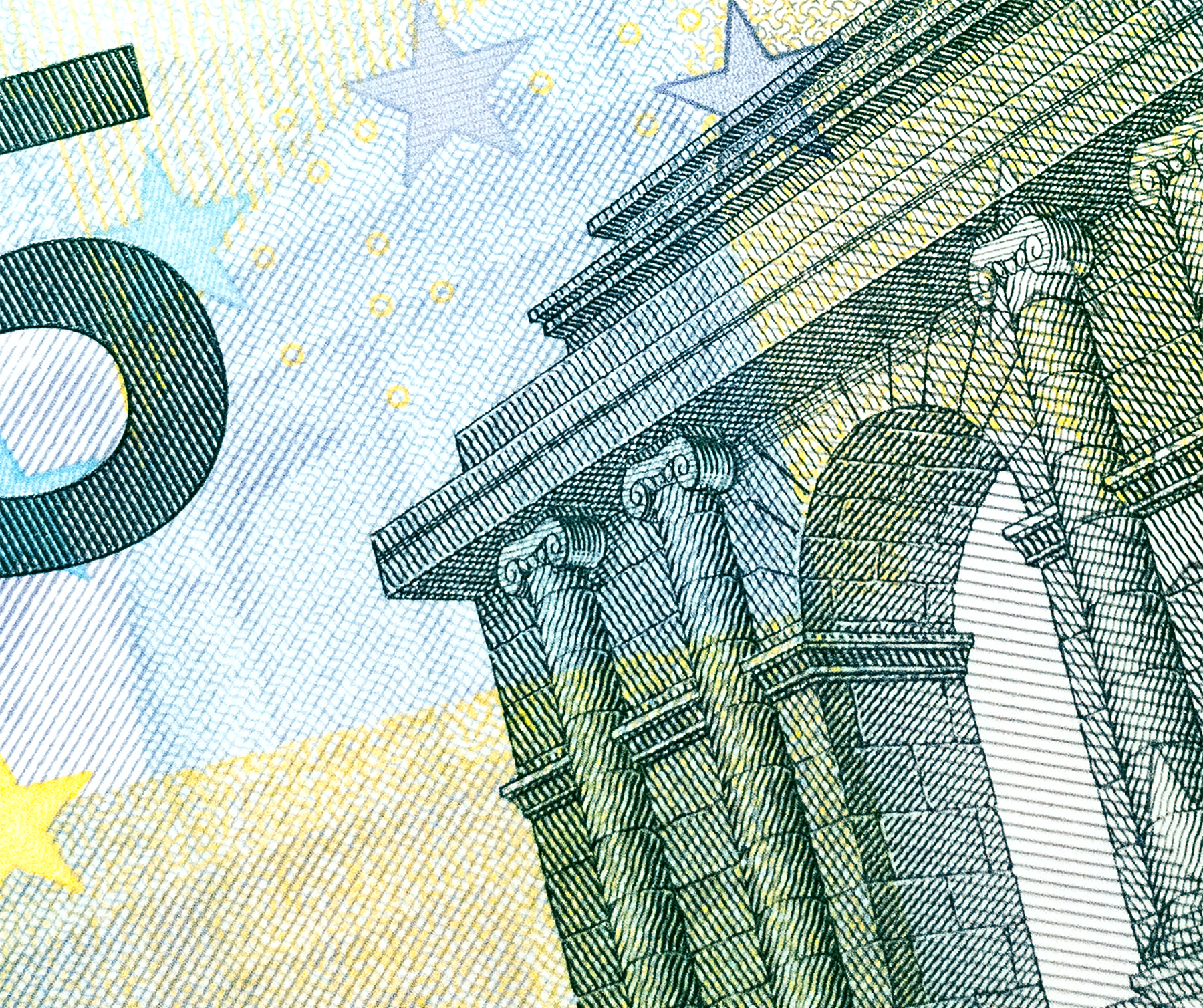 five euro note