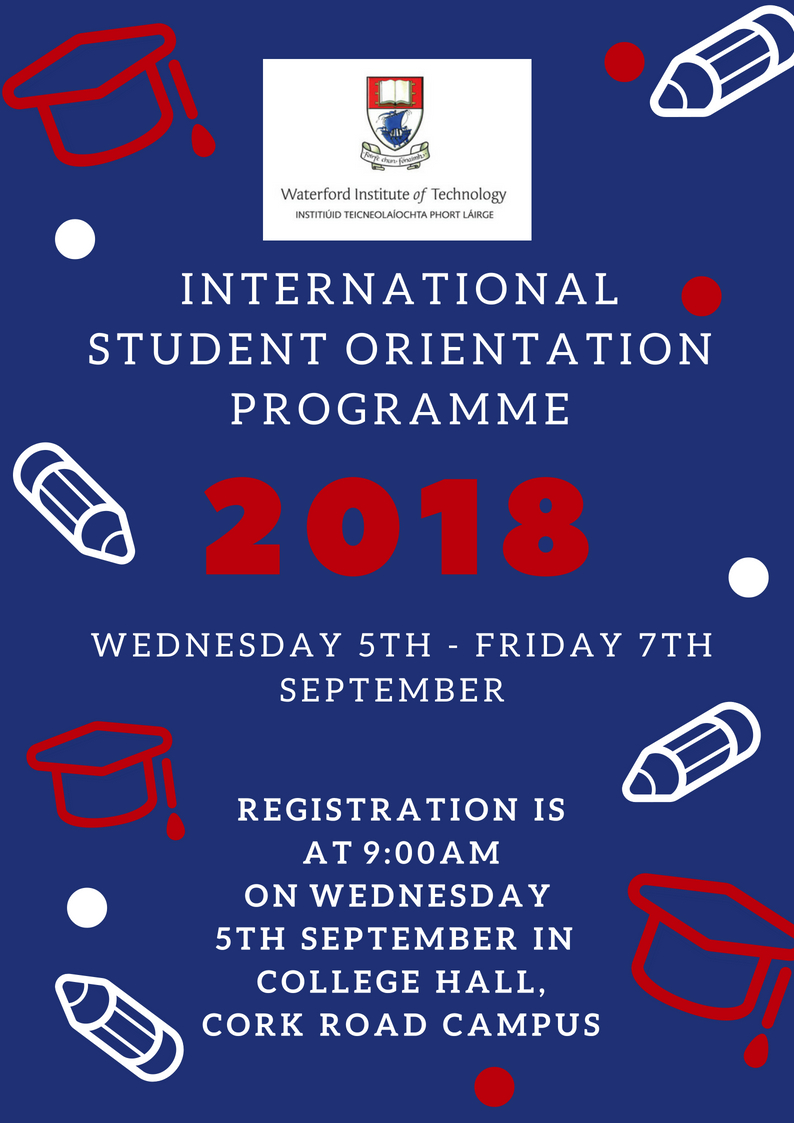 induction programme cover page