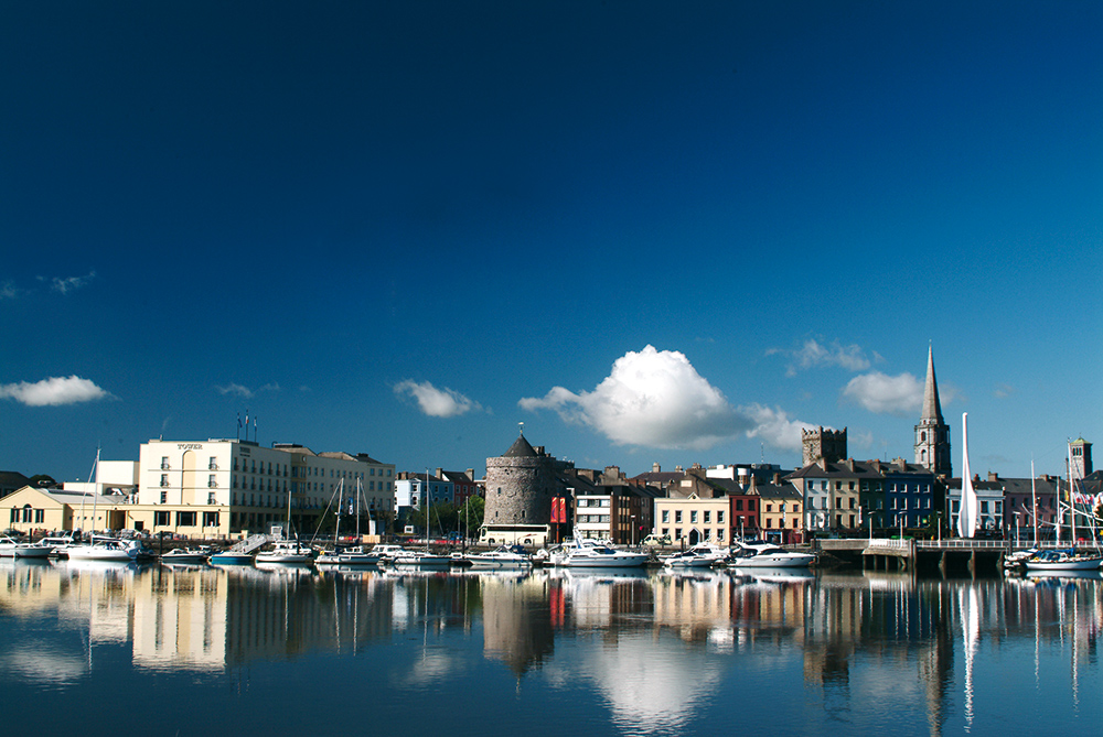 Waterford City
