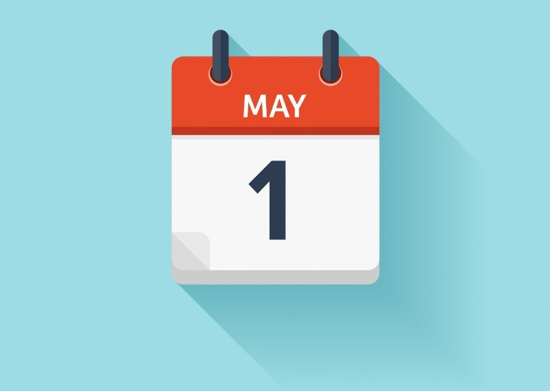 1 May is the late application closing date for the CAO