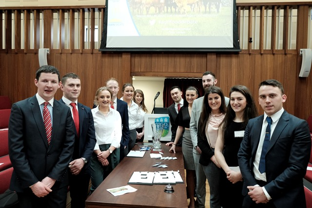 WIT and UCD teams square up at the 2017 Great Agri-Food debate