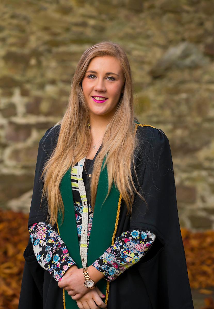 BA (Hons) Psychology student at WIT, Olivia Quinn