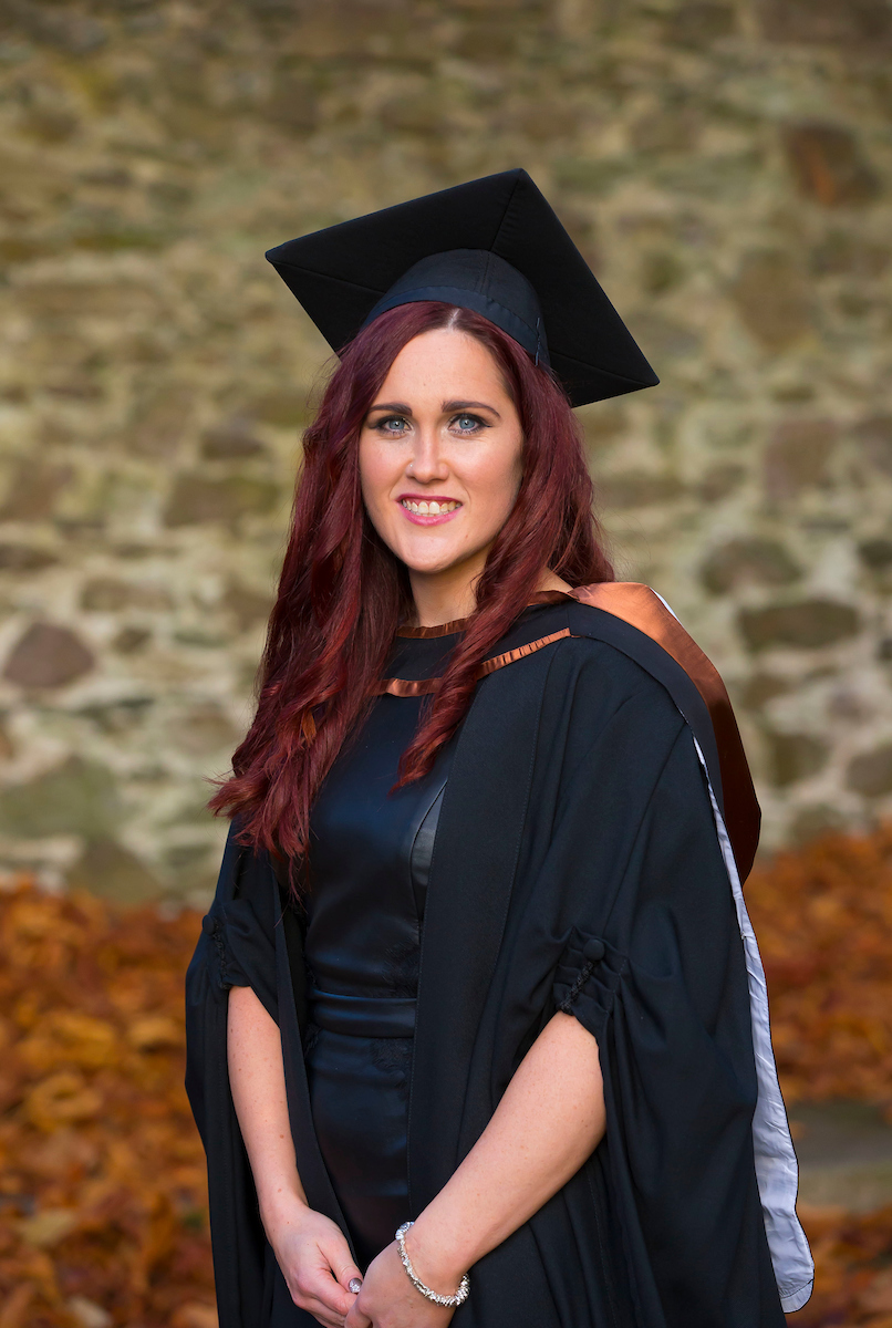Graduate of the BSc (Hons) Sports Coaching & Performance degree at WIT, Jennifer Dempsey