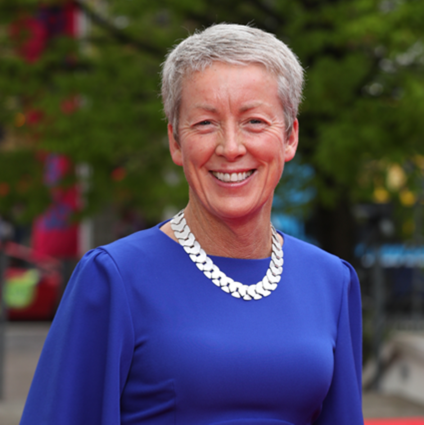 Pictured is Head of Careers Angela Collins