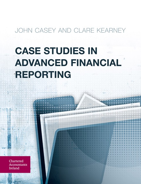 New Accounting Text: Case Studies in Advanced Financial Reporting