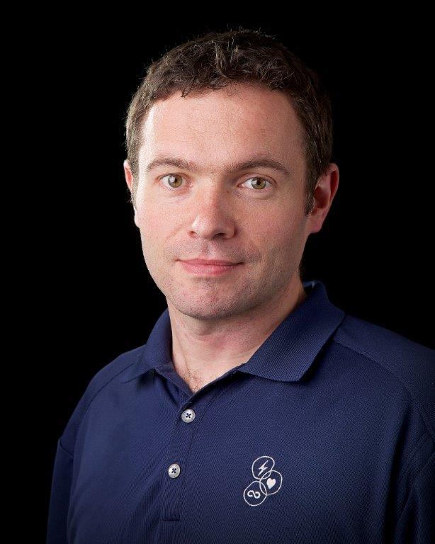 Brian Irish, Design Quality Assurance at Boston Scientific