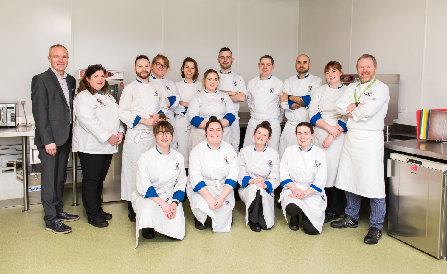 Through teaming with WIT and Bellissimo, Pallas Foods and ABP are supporting the student chefs to put their skills into action.