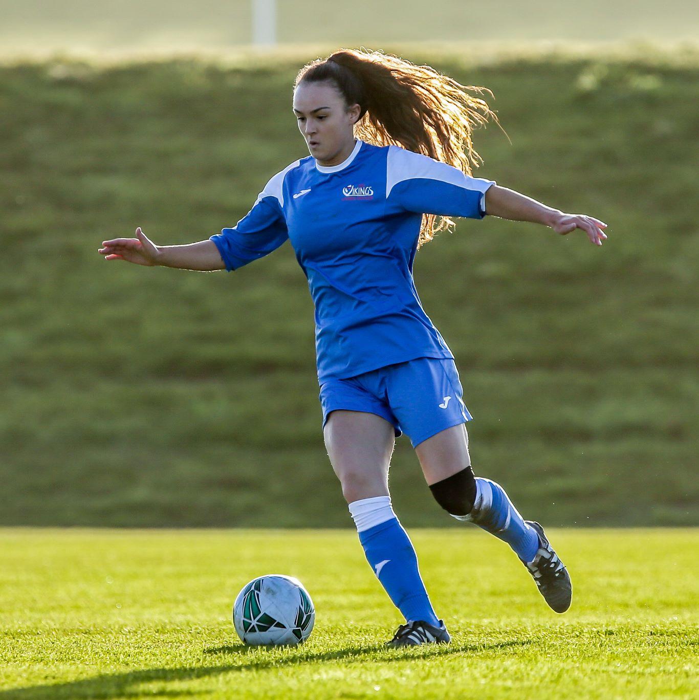 Sport scholarship: Chloe Connolly