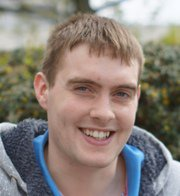 Colm Dowling BA (Hons) in Exercise and Health Studies (WD125) and Irish National Swimming Champion