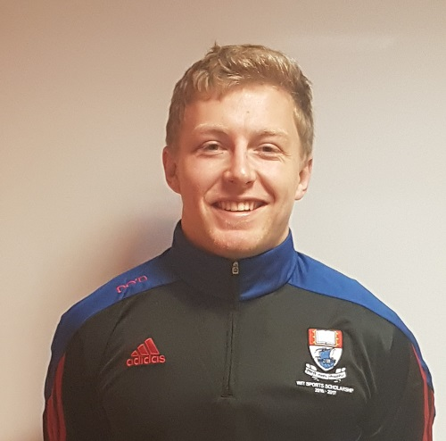 Daniel O' Driscoll, Architecture and Sports Scholarship student