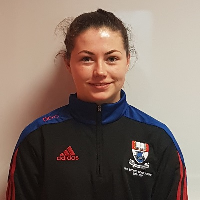 Denise O Connor, Early Childhood Studies and Sports Scholarship student