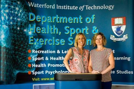 Máire Harney & Annalouise Muldoon from the Dept of Health, Sport & Exercise Science, WIT offer some tips to increase your physical activity levels, tone up & feel good