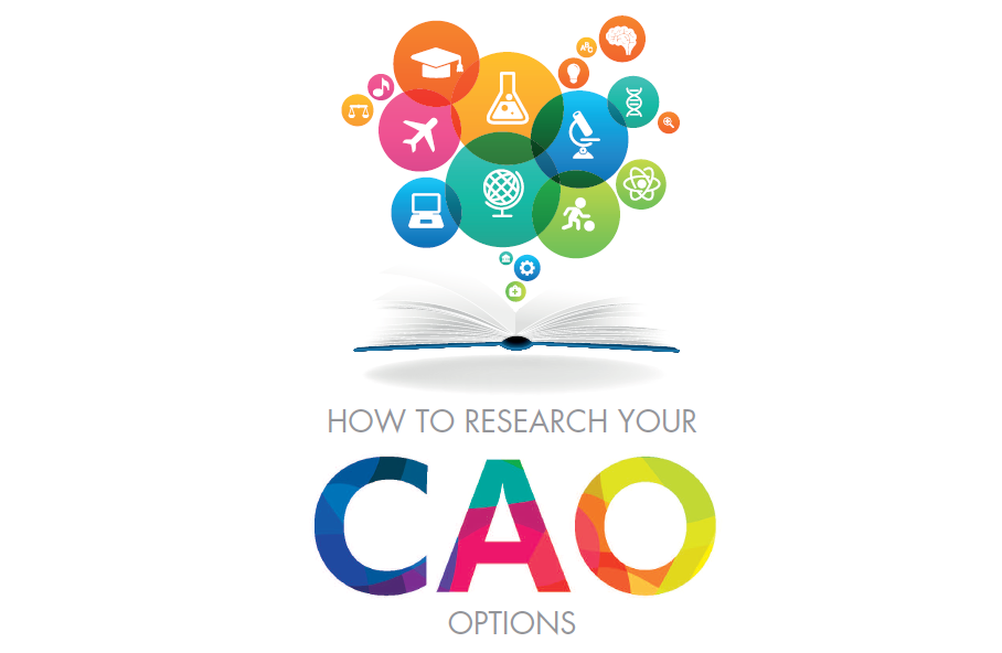 How to research your CAO options has really useful worksheets to help students decide what they really want to study - see [url=http://www.wit.ie/how]http://www.wit.ie/how[/url]