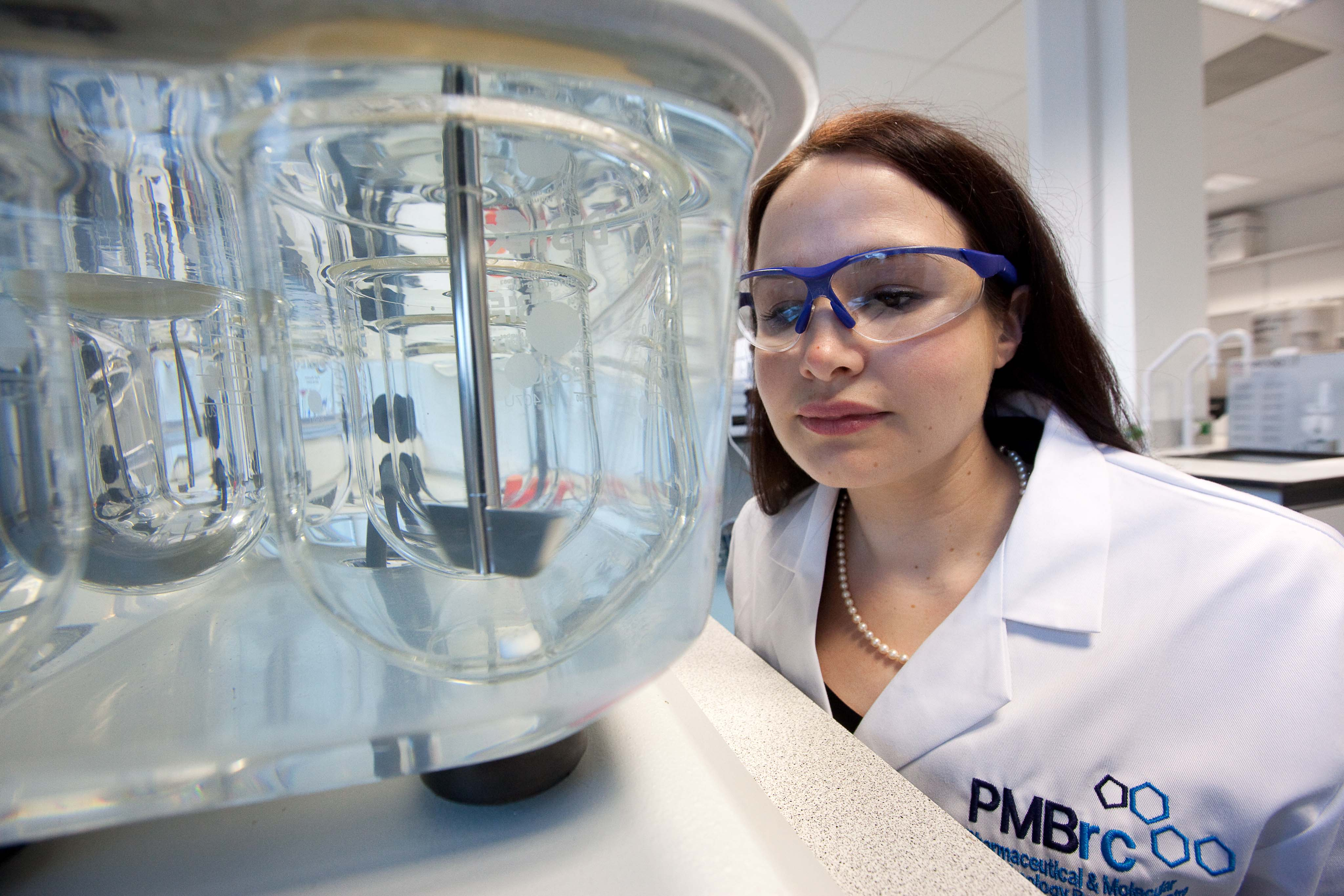 The Pharmaeutical and Molecular Biotechnology Research Centre (PMBRC) have been shortlisted for two Pharma Industry Awards