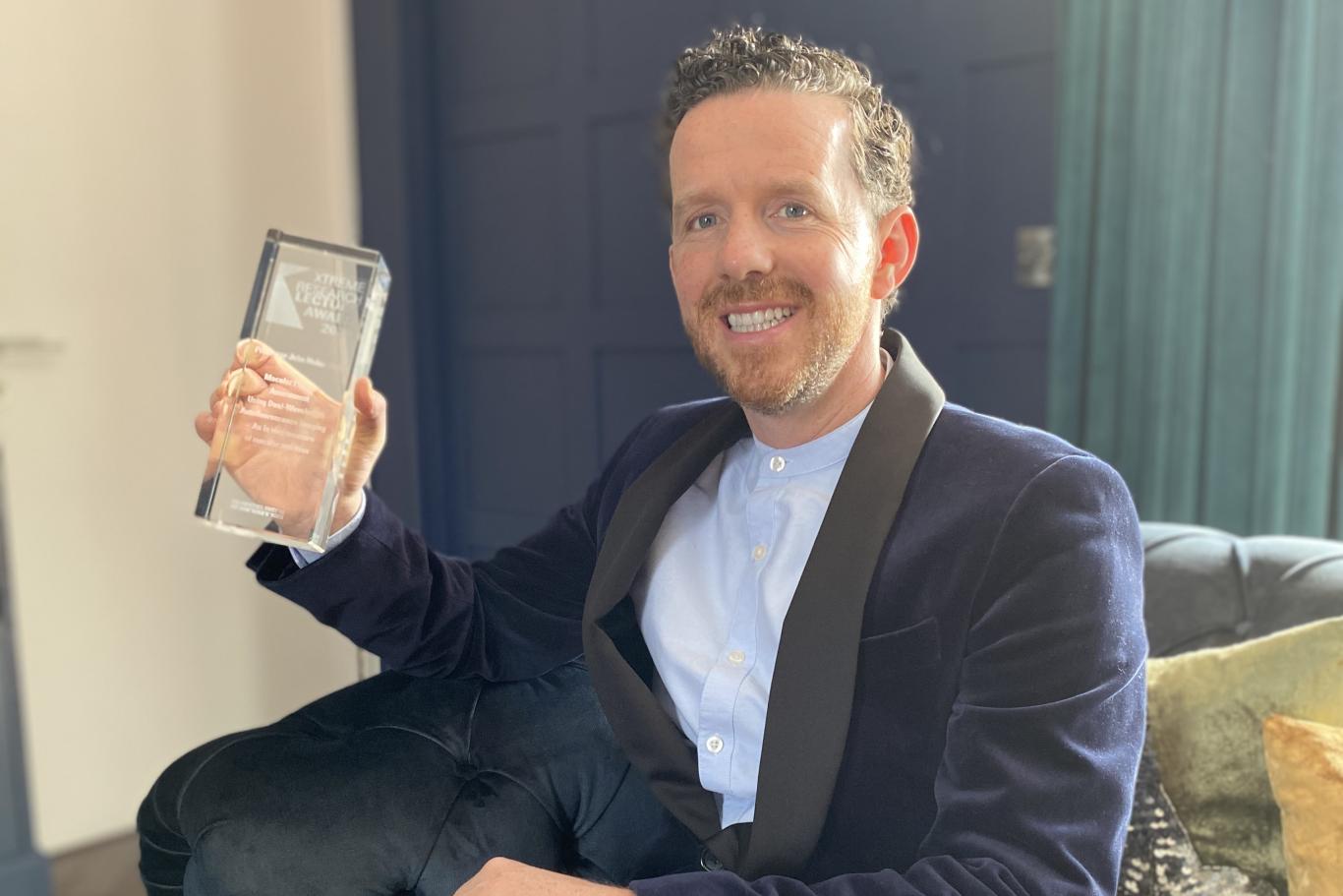 Prof John Nolan –Xtreme Research award
