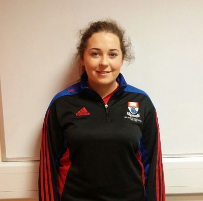 Marie Byrne, Bachelor of Business (Hons) and Sports Scholarship student
