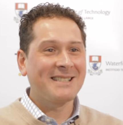 TSSG researcher, Miguel Ponce de Leon