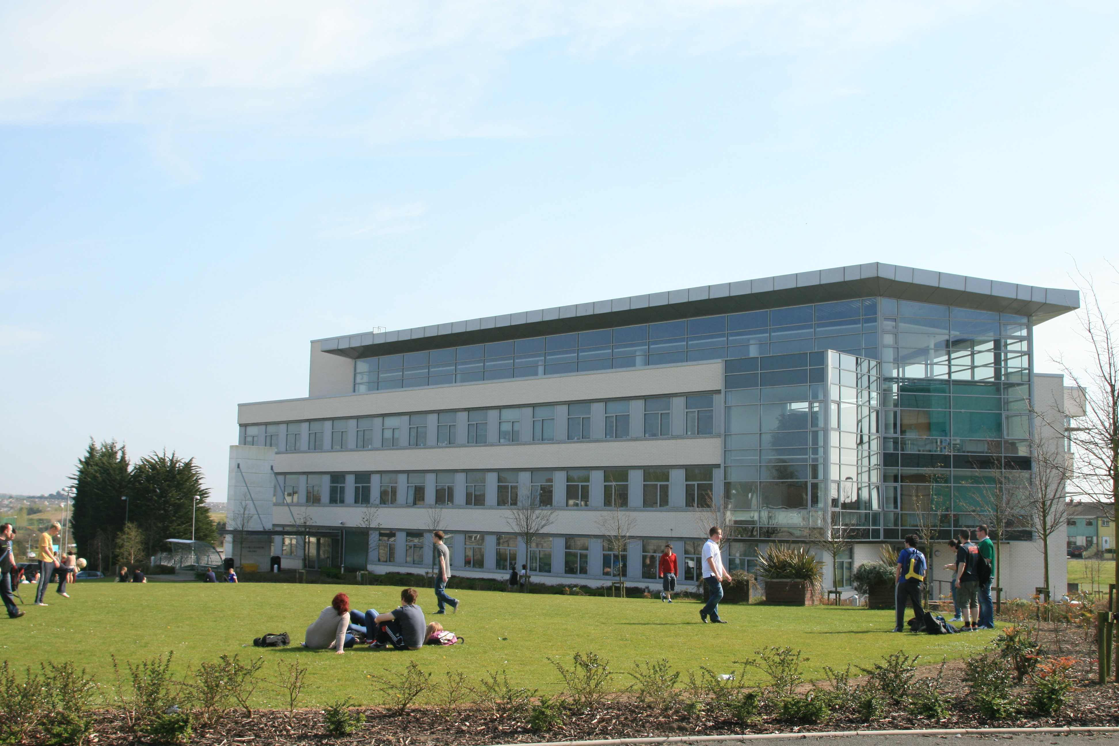The O'Connell Bianconi Building, WIT Main Campus, home to the Department of Nursing