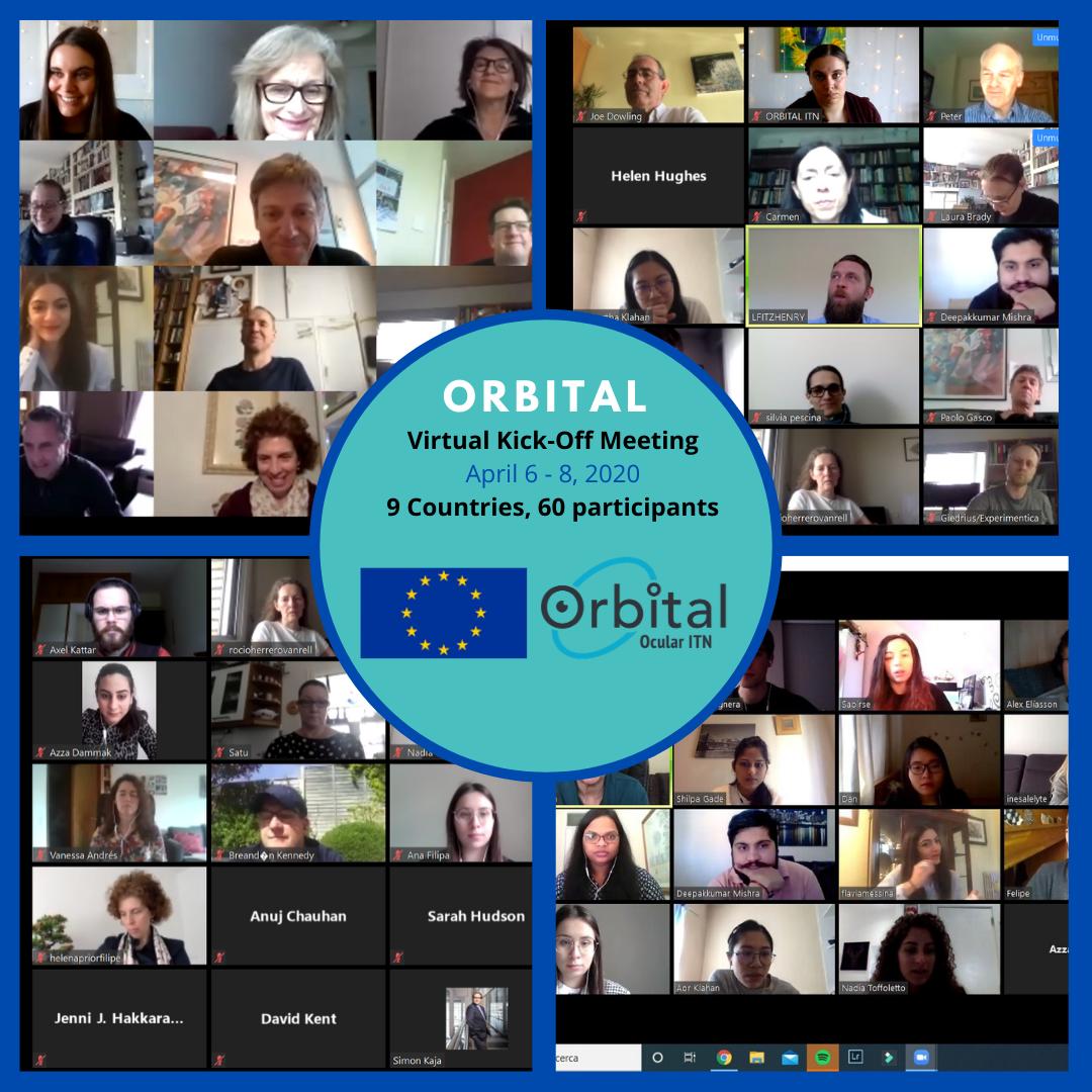 ORBITAL kick-off meeting goes virtual
