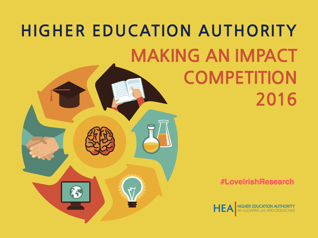 HEA Making an Impact Competition
