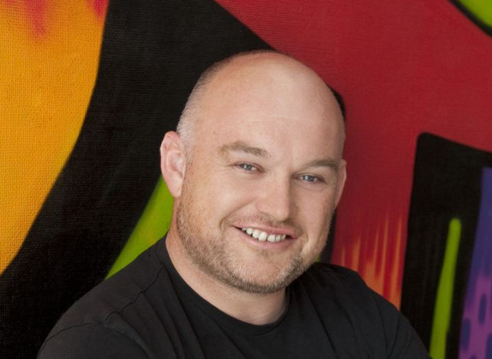 Scurri founder Rory O'Connor