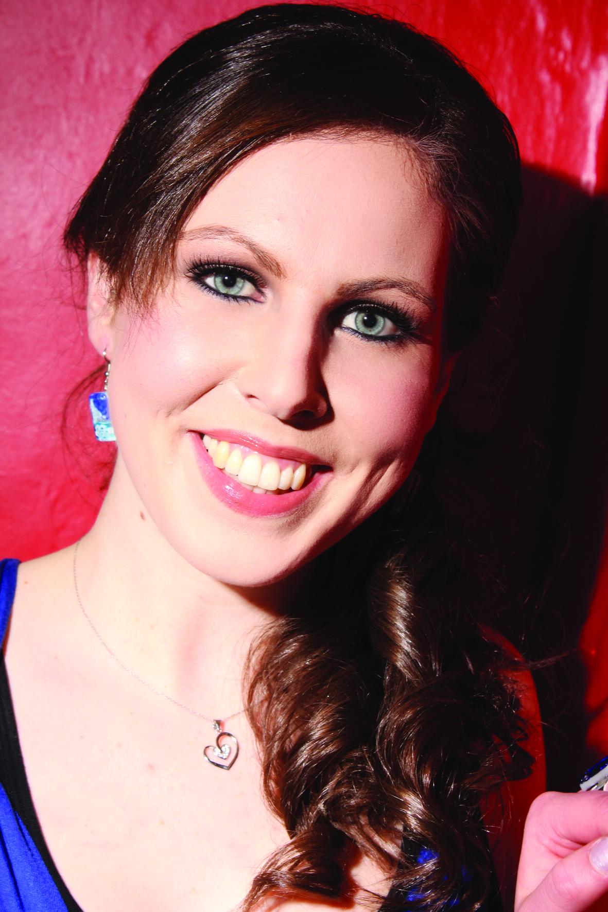 Roseanna Keogh, Graduate of Recreation & Sports Management (WD051)