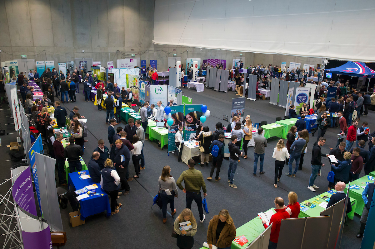 2019 Science Careers Day at WIT Arena