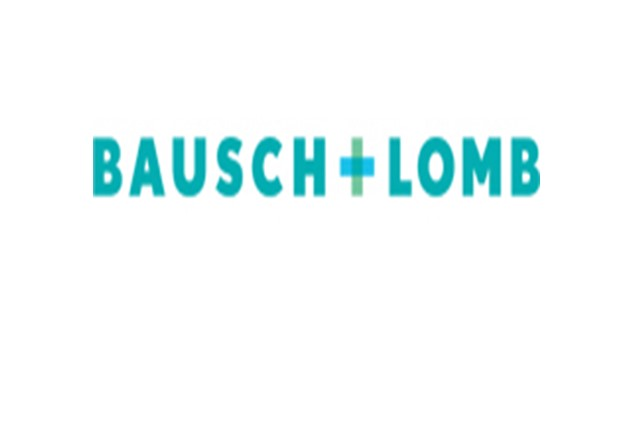 The award was presented by Kevin Fahy, R&D manager at Bausch & Lomb.