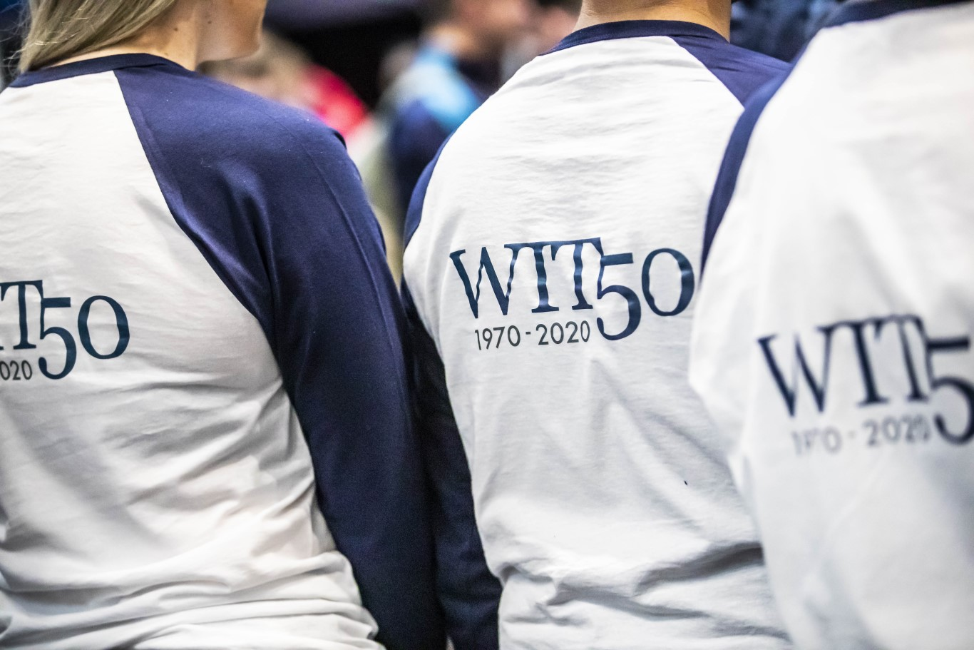 Students starting college in 2020 will be embarking on their journey as WIT marks its 50th year
