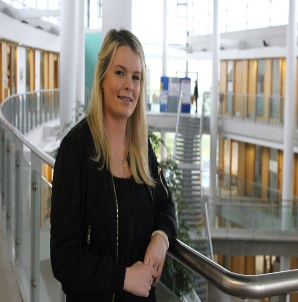 Jessica Benson, BSc (Hons) in Applied Healthcare