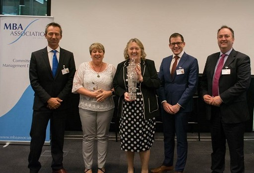 The winning WIT MBA team was Anne Keenan, Jon Hawkins, Anthony Lonergan and Tommie Murphy who performed brilliantly on the day and the reward was testament to the many hours of prior preparation which has been the hallmark of their MBA time in WIT.
