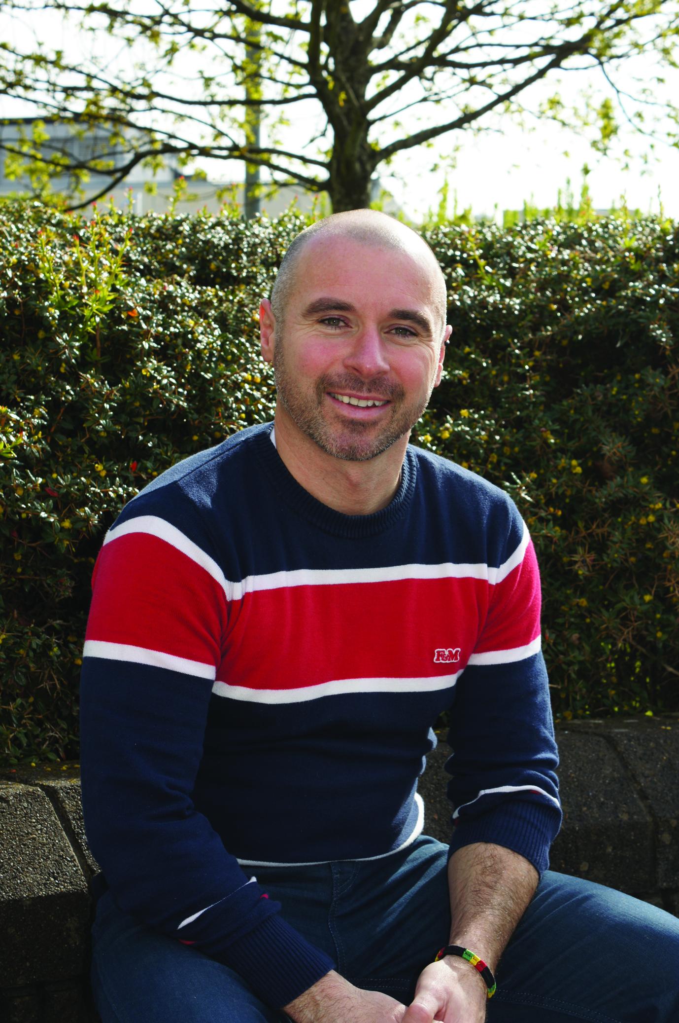 Junior Keoghan, BA (Hons) in Health Promotion (WD124)