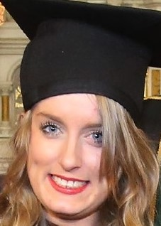 Cassandra Kelly, Bachelor of Arts (Hons) in Psychology (WD163)