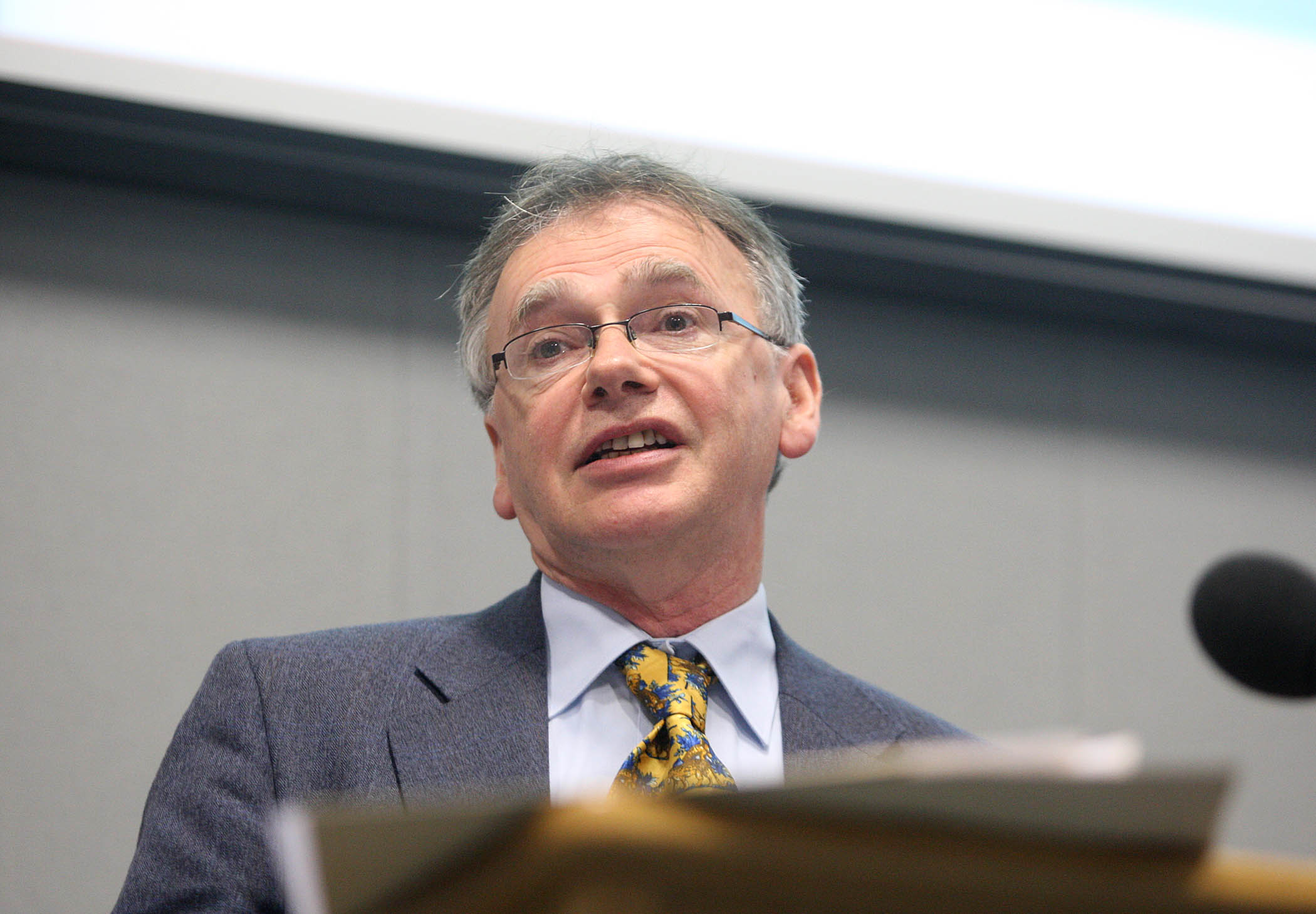 President of WIT, Prof Willie Donnelly