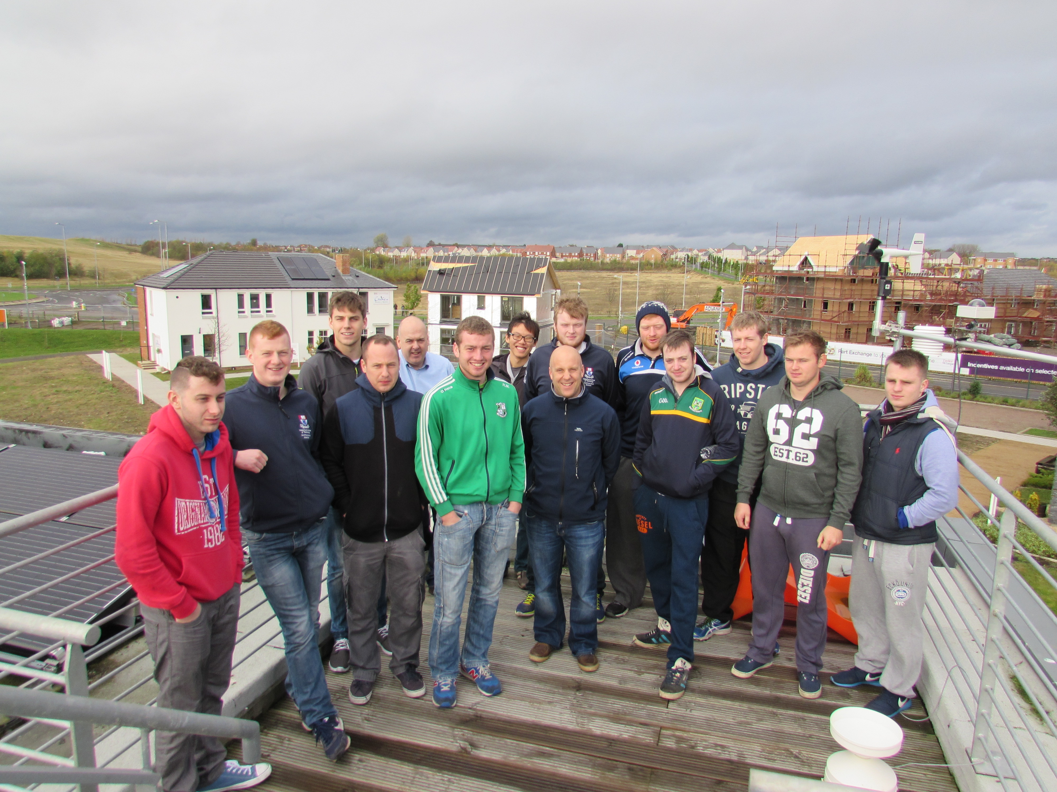 Students & Staff Scotland nov 2015
