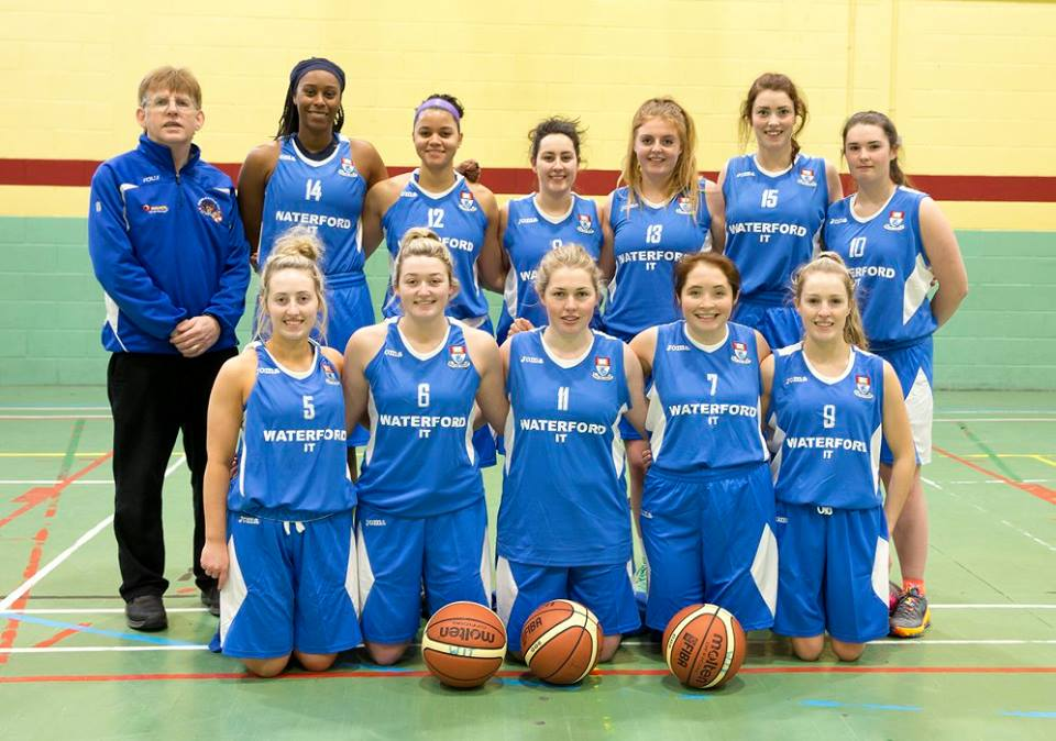 WIT's Ladies Basketball Team