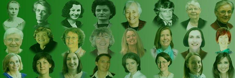 Celebrating Women in Irish Mathematics