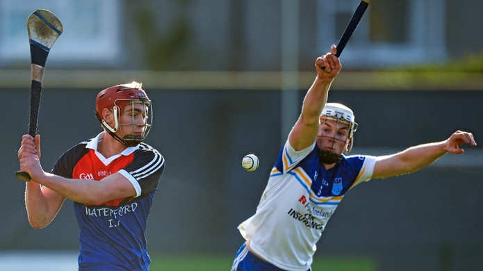 Waterford's Pauric O'Mahony in action for WIT