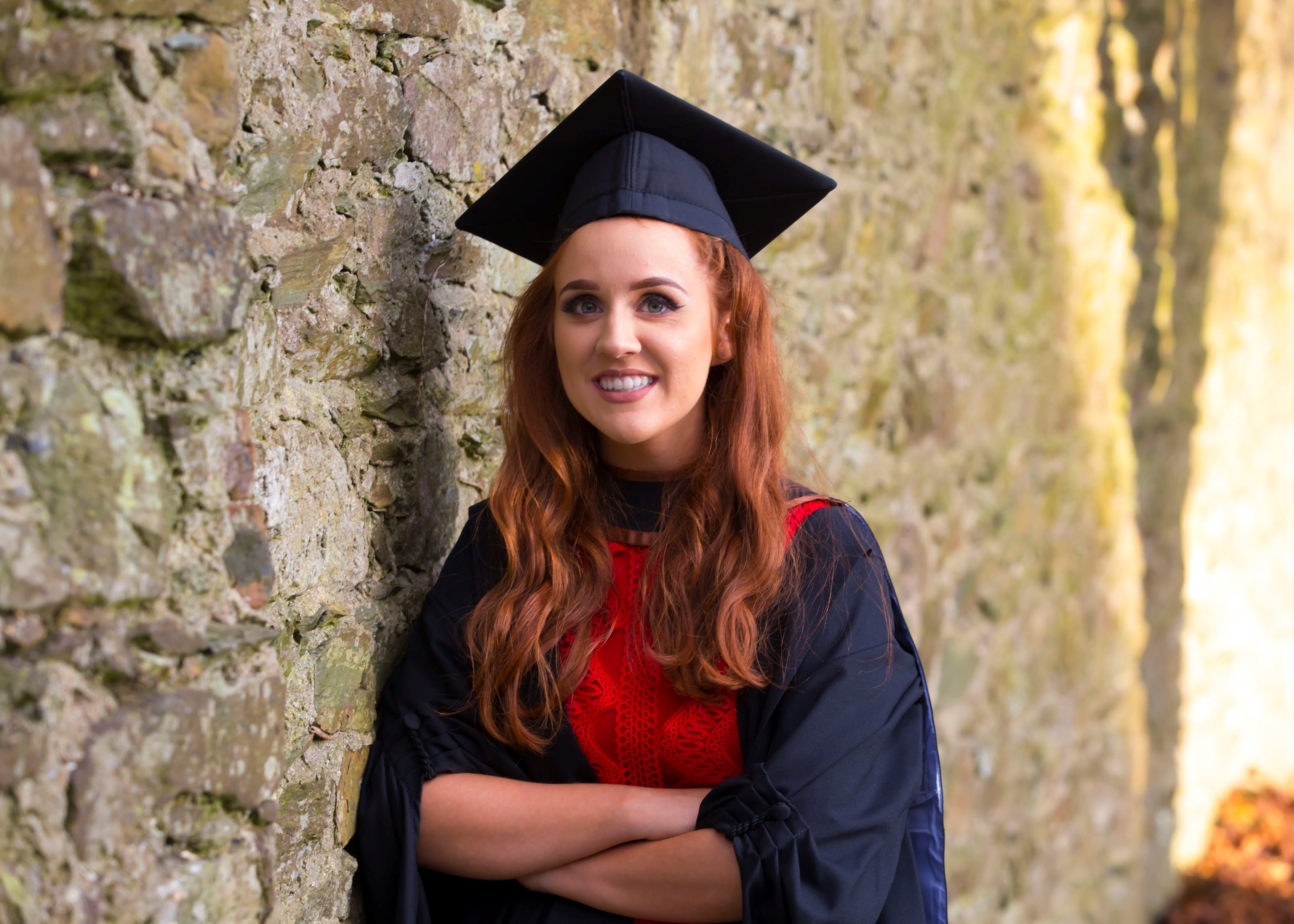 Michelle Enright - Bachelor of Science (Honours) in Intellectual Disability Nursing