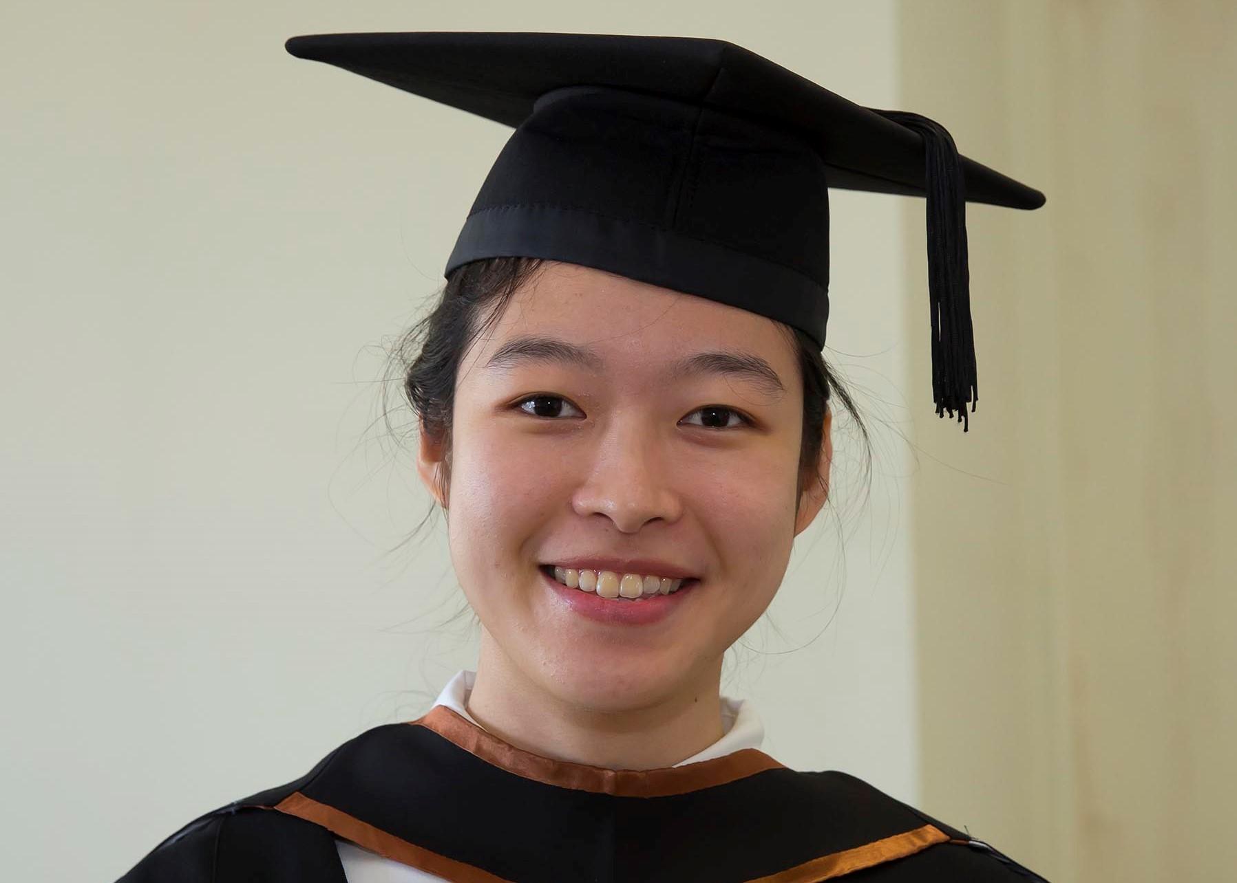 Yi Hui Tan - Bachelor of Science (Honours) in Quantity Surveying