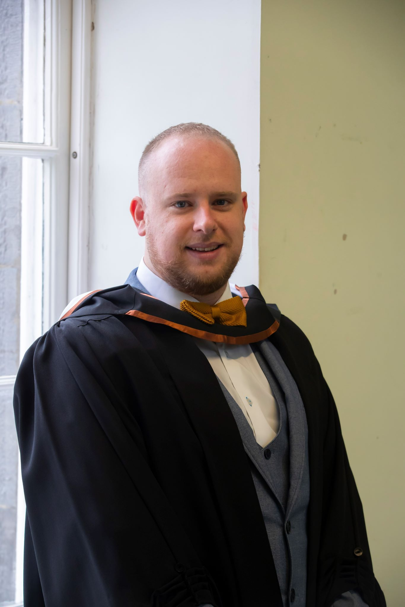 Conferring stories: William Wall