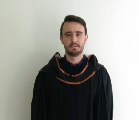 BSc (Hons) Entertainment Systems graduate Bill O'Keeffe
