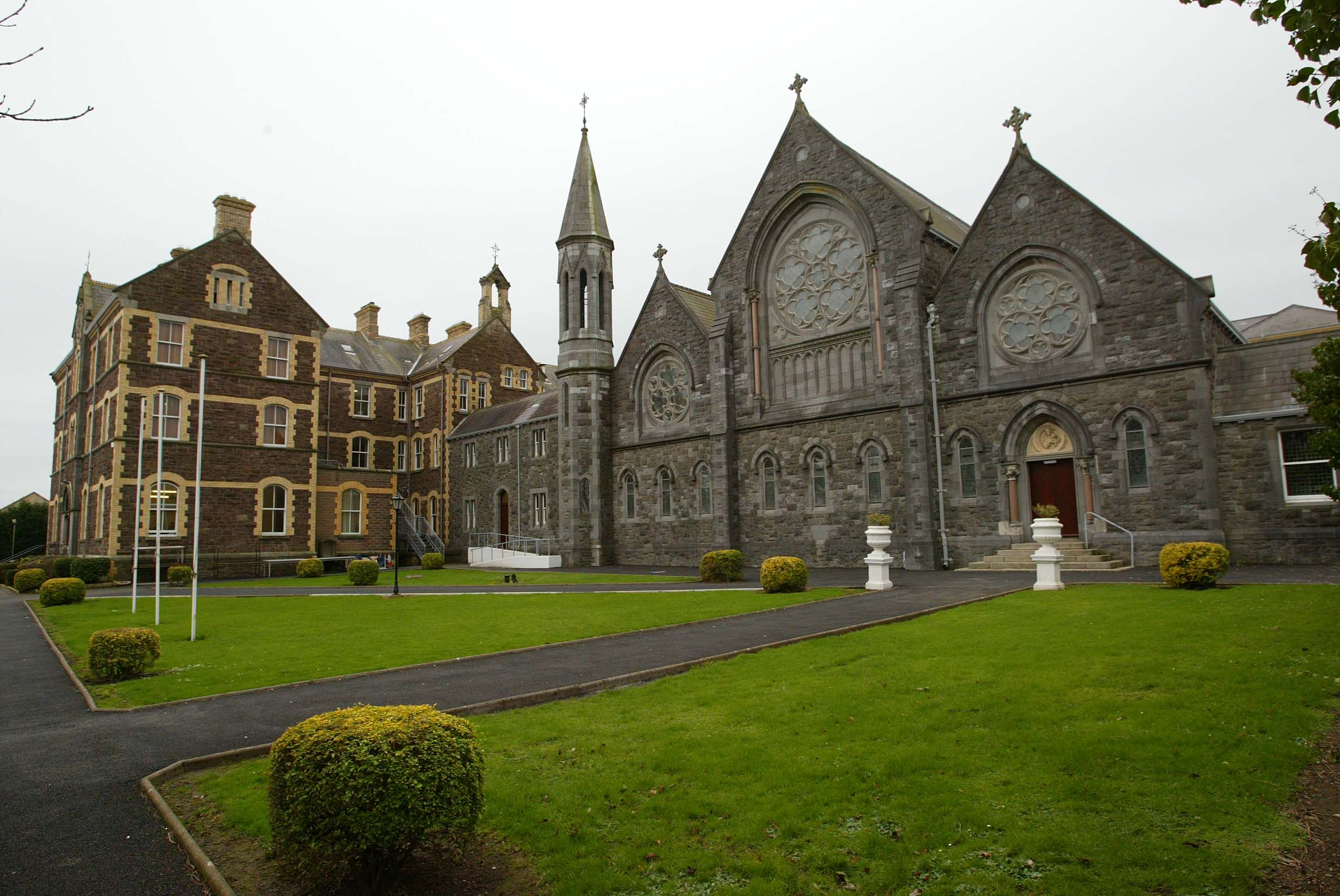 Pictured is the Chapel at WIT's College Street campus, the former site of St Mary's Good Shepherd Laundry and St. Dominic's Industrial School.