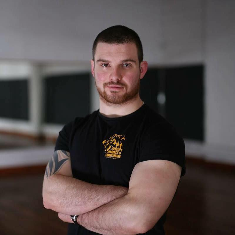 David Twomey, Owner of Twomey's Strength & Conditioning Gym
