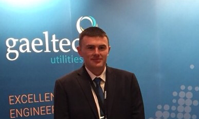 Brian Hogan, Electrical Project Manager, Gaeltech Utilities