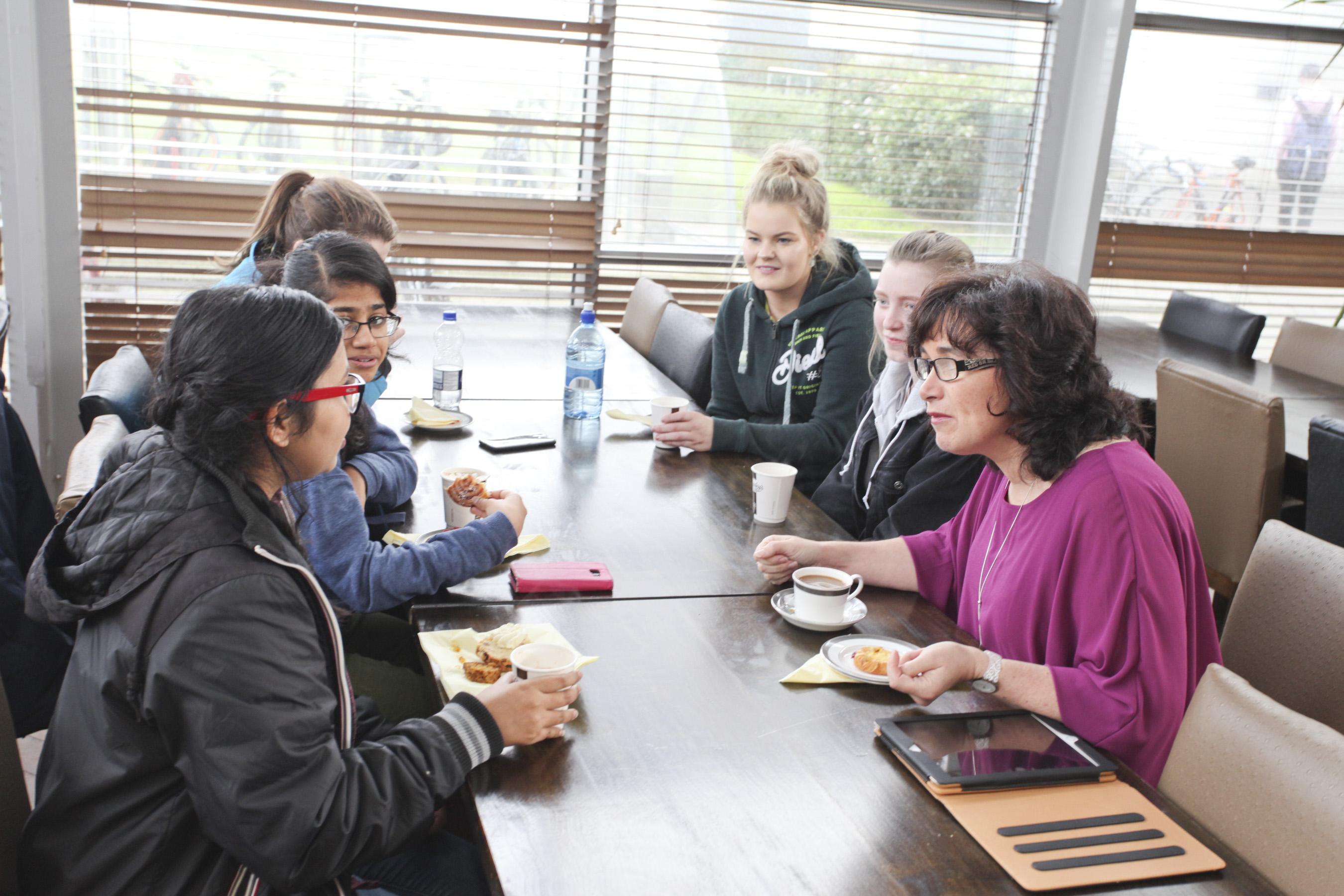 School of Engineering Ladies Coffee Morning