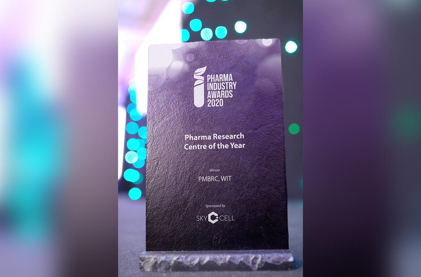 PMBRC Pharma Industry Award 2020