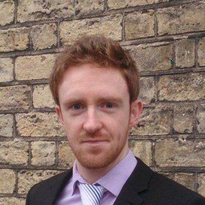 Stephen Reid, graduate