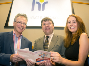 Prof. Willie Donnelly, Dr. Ruaidhri Neavyn, Ms Eimear Fitzpatrick