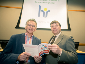 Prof. Willie Donnelly, Dr. Ruaidhri Neavyn